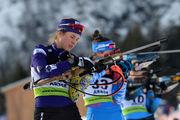 Арбер-2021. Бех завоевала бронзу в короткой индивидуальной гонке