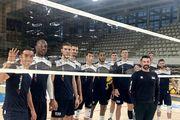 В Италии придумали антиковидную сетку для волейбола