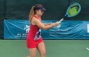 Снигур вышла в четвертьфинал 25-тысячника ITF в ОАЭ