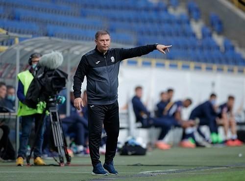 Игорь КЛИМОВСКИЙ: «Для первого матча сыграли очень прилично»