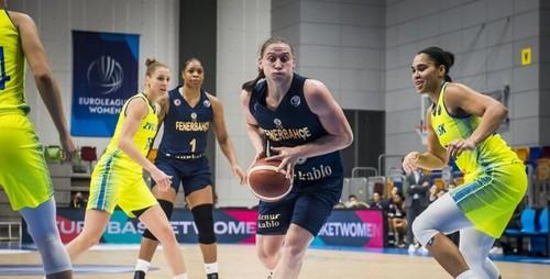 Ягупова помогла Фенербахче победить в Евролиге