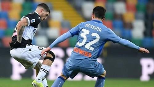 Аталанта сыграла вничью, Малиновский провел почти весь матч
