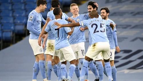 Манчестер Сити – Астон Вилла – 2:0. Текстовая трансляция матча