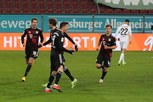 Бундеслига. Бавария и РБ Лейпциг одержали минимальные победы