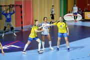 ФОТО. Уверенная победа гандболисток. Фотогалерея матча Украина – Израиль