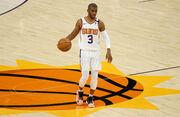 Крис Пол стал шестым игроком в истории НБА с 10 тысячами передач