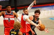 Лэнь провел самый результативный матч в сезоне НБА