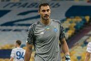 Бущан сыграл юбилейный матч за Динамо