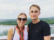 ФОТО. Надежда Киченок объявила о помолвке с сыном спортивного мецената