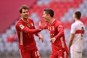 Бавария — Штутгарт — 4:0. Видео голов и обзор матча