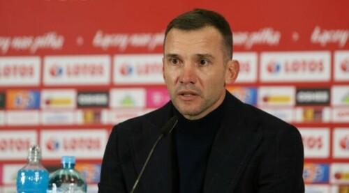 Андрей ШЕВЧЕНКО: «Украина заслужила остаться в высшем дивизионе Лиги наций»