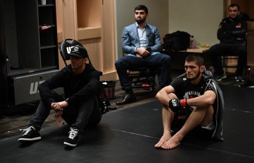 Хабиб Нурмагомедов может стать тренером экс-чемпиона UFC