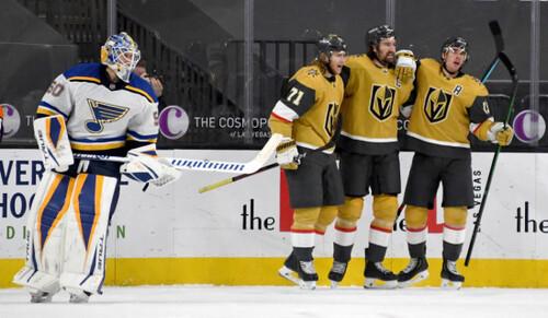 НХЛ. 5 шайб Вегаса и Колорадо, победа Виннипега, 14 кряду поражение Баффало