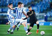 Реал Сосьєдад — Барселона — 1:6. Відео голів та огляд матчу
