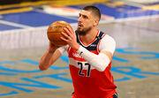НБА. 5 очков Лэня не спасли Вашингтон от поражения Нью-Йорку