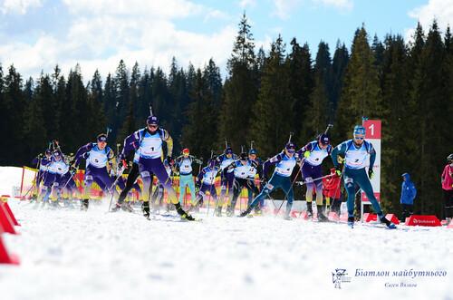 ЧУ-2021 з біатлону. Прима виграв фінал суперспринту