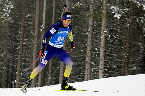 ЧУ-2021 з біатлону. Тищенко виграв кваліфікацію суперспринту