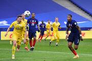 Оценки матча Франция – Украина. Сине-желтые заслужили высокие баллы