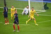 Сергей Сидорчук забил за сборную после 6-летнего перерыва