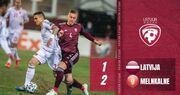 Латвия - Черногория - 1:2. Видео голов и обзор матча