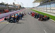 ВИДЕО. Шумахер, Алонсо и Хэмилтон. Новое интро сезона Формулы-1