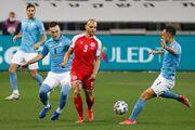 Израиль – Дания – 0:2. Поражение для Соломона. Видео голов и обзор матча