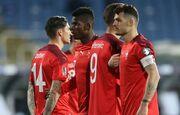 Болгария – Швейцария – 1:3. Видео голов и обзор матча
