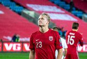 Гибралтар – Норвегия – 0:3. Холанд не забил карлику. Видео голов и обзор