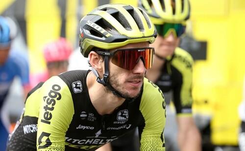 Тур Каталонии. Адам Йейтс выиграл горный этап