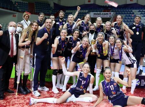 Победителем женского Кубка Вызова стал турецкий Ешилюрт