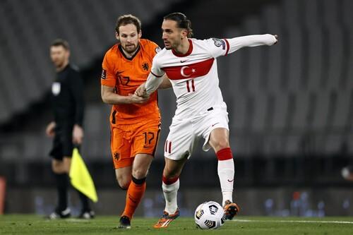 Шесть голов на двоих. Турция взяла верх над Нидерландами на старте отбора
