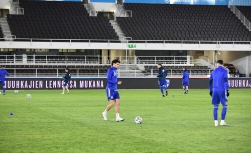 Перед выездом в Украину. Финляндия открыла отбор ничьей с Боснией