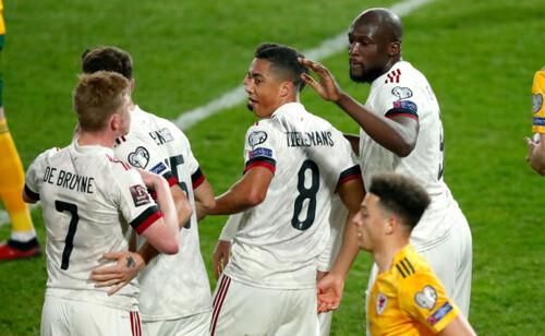 Яркий старт отбора. Бельгия разобралась с Уэльсом, Чехия оформила 6 голов