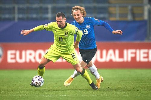 Эстония — Чехия — 2:6. Видео голов и обзор матча
