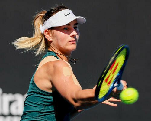 Марта Костюк уступила в дебютном матче на турнире в Майами