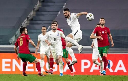 Форвард Миная дебютировал за сборную Азербайджана