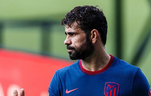 Диего Коста намерен продолжить карьеру в Бенфике