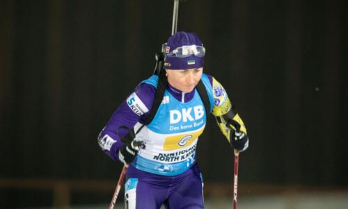 ЧУ-2021 по биатлону. Вита Семеренко выиграла женский спринт