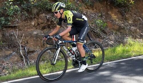 Тур Каталонии. Чавес выиграл четвертый этап