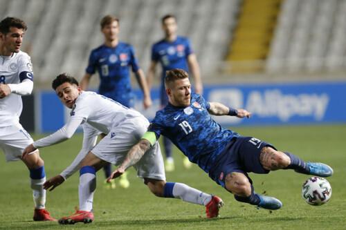 Кипр – Словакия – 0:0. Соперник России потерял очки. Видеообзор матча