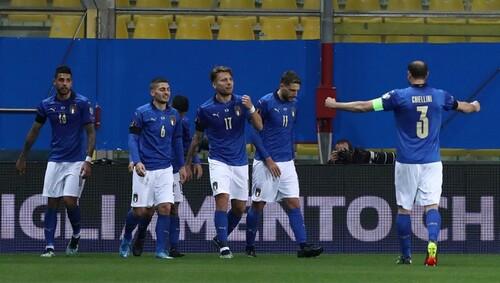 Италия начала отбор на ЧМ-2022 с победы на Северной Ирландией