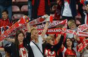 Под угрозой срыва. Матч между бухарестским и киевским Динамо могут отменить