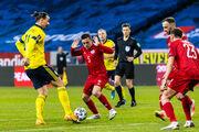 Ибрагимович – самый возрастной игрок в истории сборной Швеции