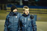 ВІДЕО. Як Зінченко підставив Луніна на тренуванні збірної України