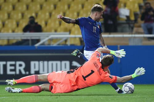 Италия – Северная Ирландия – 2:0. Берарди и Иммобиле. Видео голов и обзор