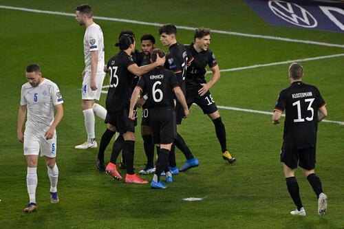 Германия – Исландия – 3:0. Горецка, Хаверц, Гюндоган. Видео голов и обзор