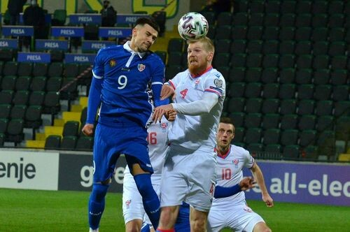Молдова — Фарерские острова — 1:1. Видео голов и обзор матча