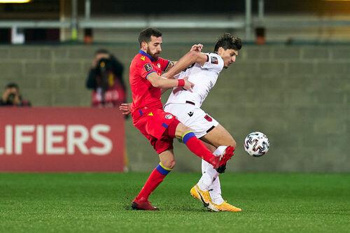Андорра — Албания — 0:1. Видео гола и обзор матча