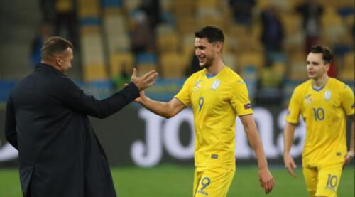 Роман ЯРЕМЧУК: «Счастлив, что команда взяла очки с Францией»