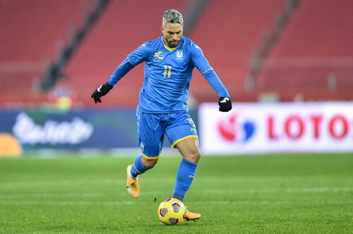МАРЛОС: «Хочу сыграть на чемпионате мира и представить там Украину»